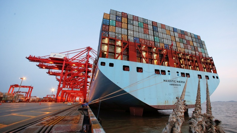 Supersized ships are creating a cargo crisis