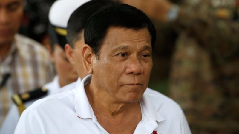 Duterte wants to 'open alliances' with U.S. rivals