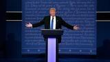 Trump defiant amid debate fact-checks