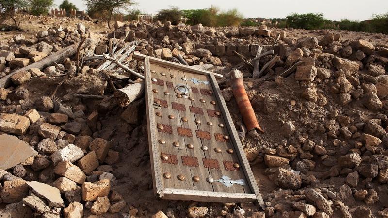 Islamist convicted for destroying Mali shrines
