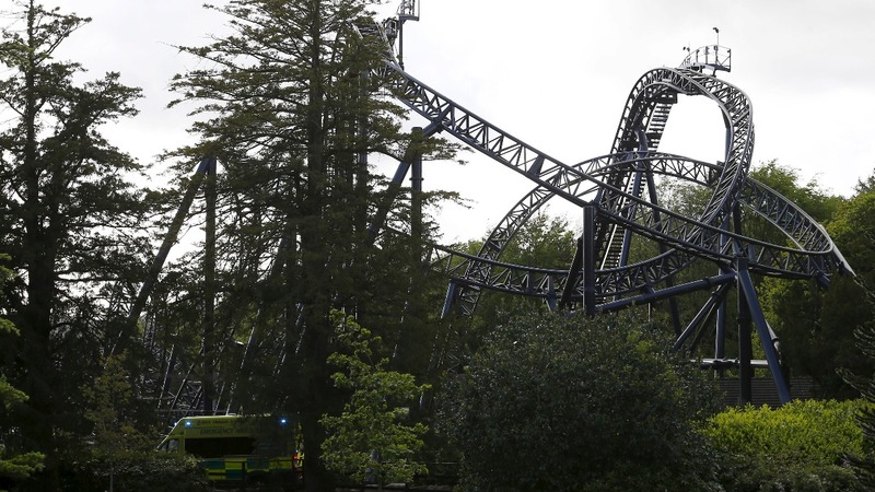 £5m fine over Alton Towers crash