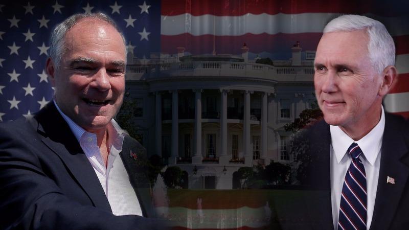 VERBATIM: VP candidates react to presidential debate