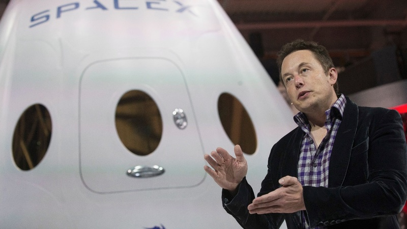 Elon Musk wants to colonize Mars