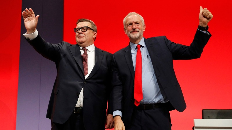 The fringe mainstream at Corbyn's Labour