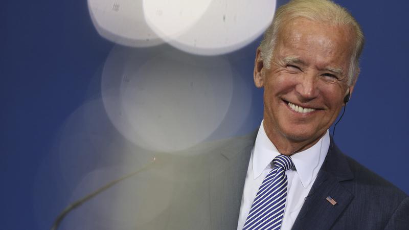 VERBATIM: Trump on 'verge of acknowledging gravity' - Biden