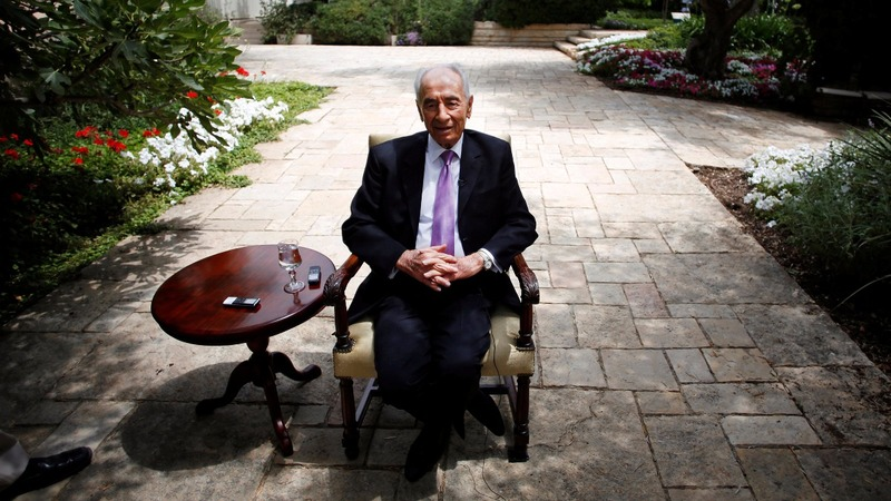 Former Israeli leader Shimon Peres dies at 93