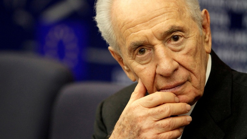 World leaders offer tribute on death of Israel's Peres
