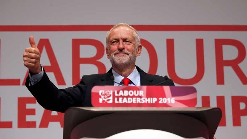 VERBATIM: Corbyn addresses inequalities
