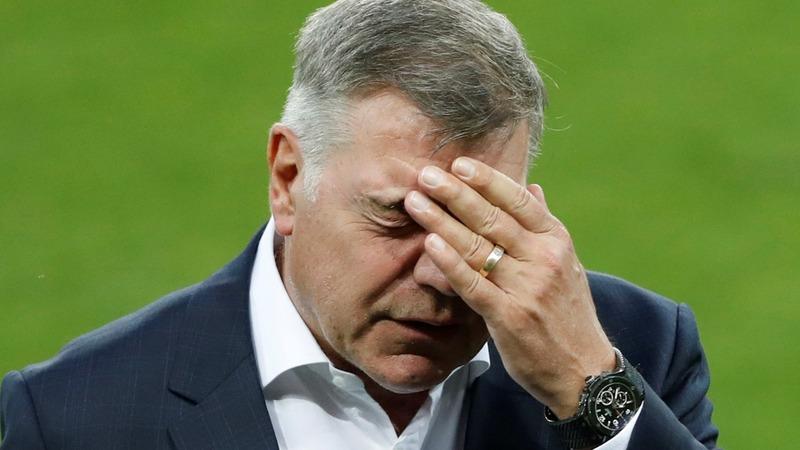 Ex England coach blames 'error of judgment'