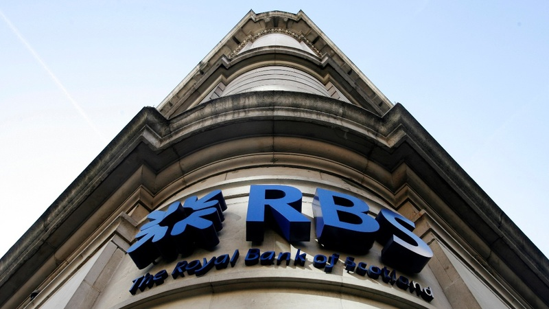 RBS hit by $1.1 bln U.S. settlement