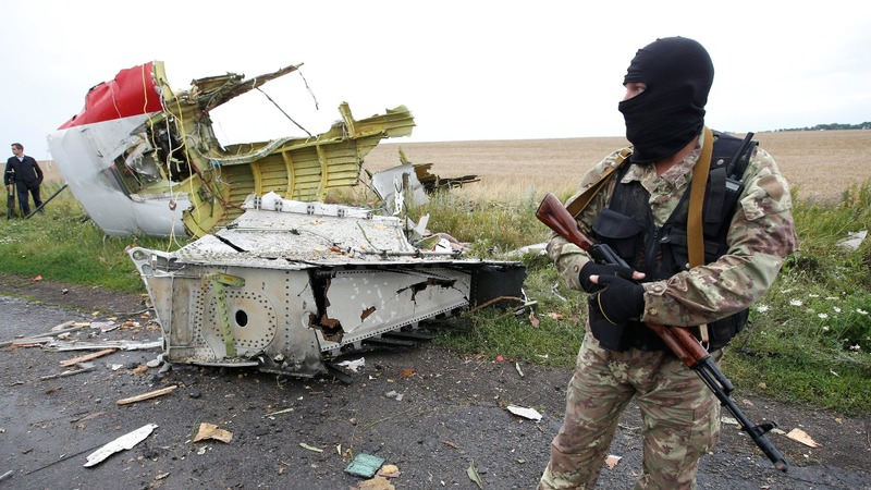 Investigators say MH17 was downed from Russia