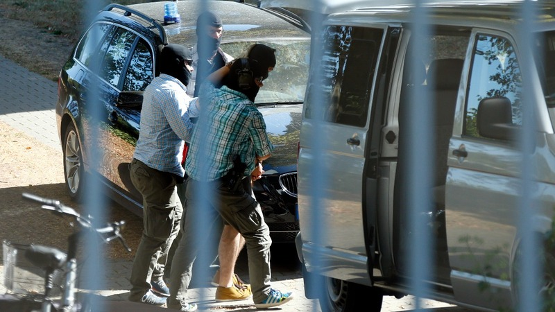 Suspected Islamic State cell bust in Europe