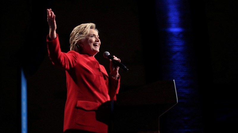 Poll shows Clinton won debate, but not support