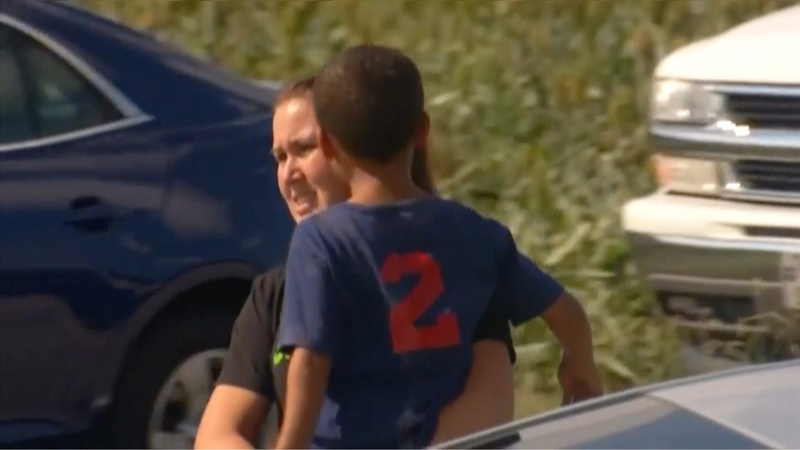 Shooter opens fire at elementary school