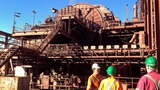Blackout shuts down major Australian mines