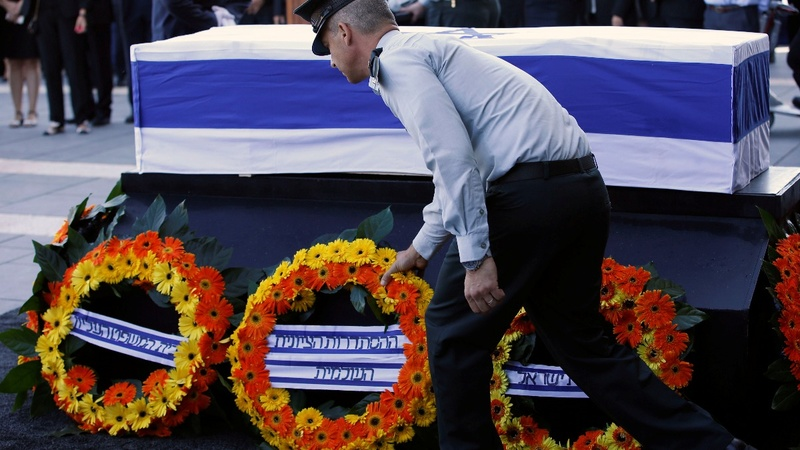 INSIGHT: Israel's elder statesman lies in state