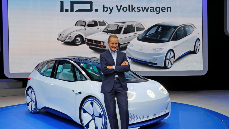 Forget diesel-gate, VW is going green