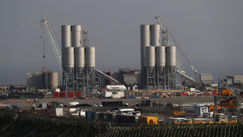 UK nuclear power deal finally gets green light