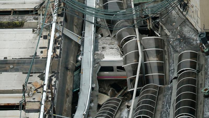 NJ train crash stirs questions of rail safety