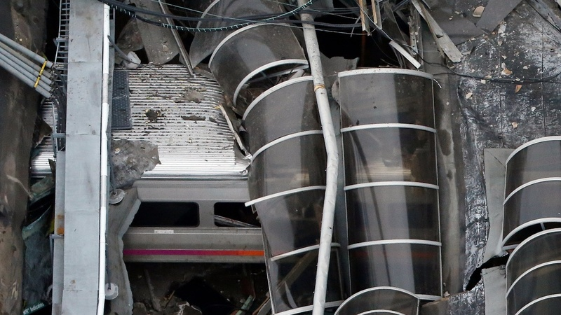 Terrified commuters rattled by deadly Hoboken train crash