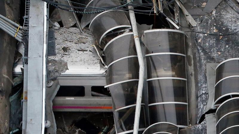 Terrified commuters rattled by deadly Hoboken train crash