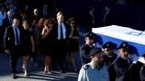 Global leaders mark Shimon Peres funeral