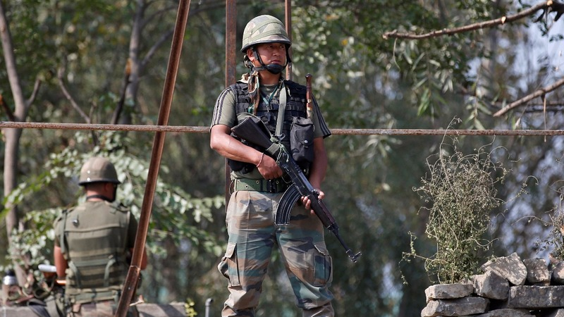 Kashmir heats up with India's 'militant strikes'
