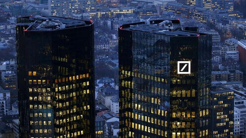 Deutsche admits 'perception issue' as shares slide