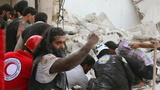Aleppo battered as Syria peace efforts stall