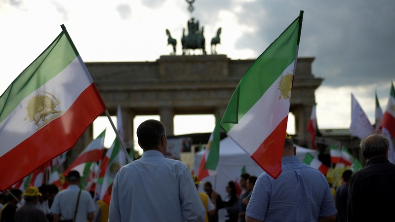 Germany says it could be friendly with Iran
