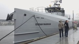 'Ocean Warrior' set to battle Japan's whalers