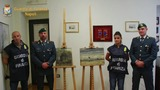 Van Gogh paintings found in Italian mafia house