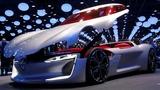 """Supercars"" rev up Paris carshow"