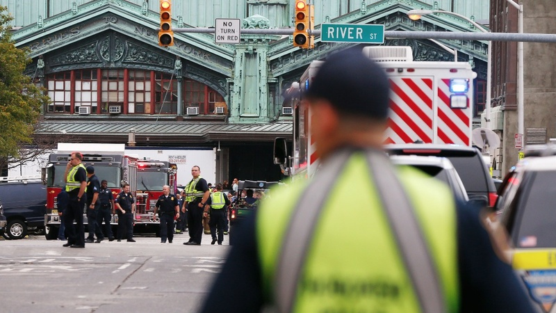 Investigators search for clues in NJ Transit crash