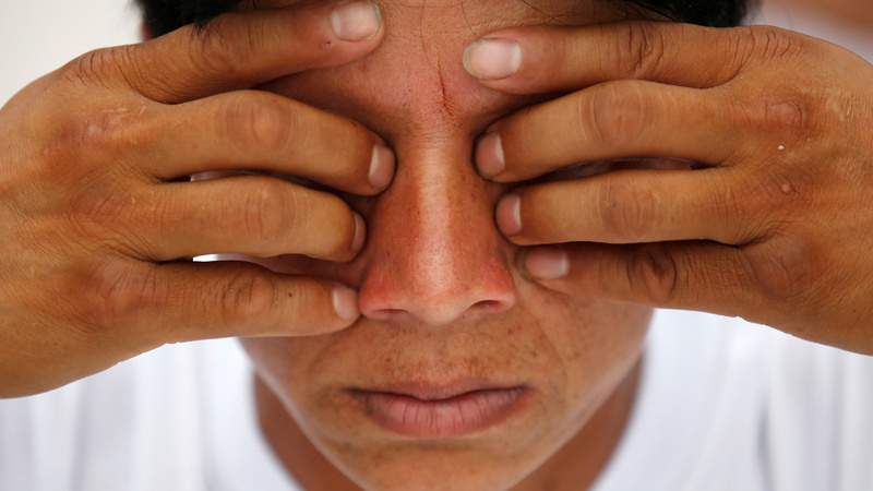 Election stress? Tune out, breathe deeply, doctors say
