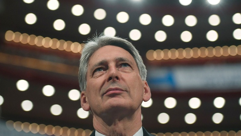 Hammond stamps his mark on post-Brexit economy