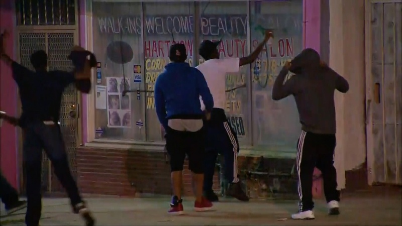 Protests in South L.A. over latest police shooting