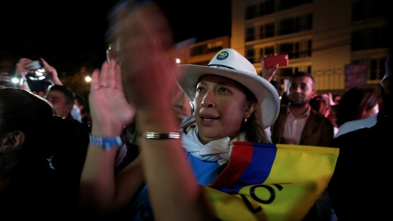 Colombia scrambles after peace deal rejected