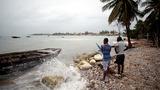 Hurricane Matthew threatens the Caribbean