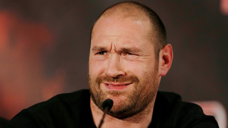 Tyson Fury tweets of retirement, then denies it