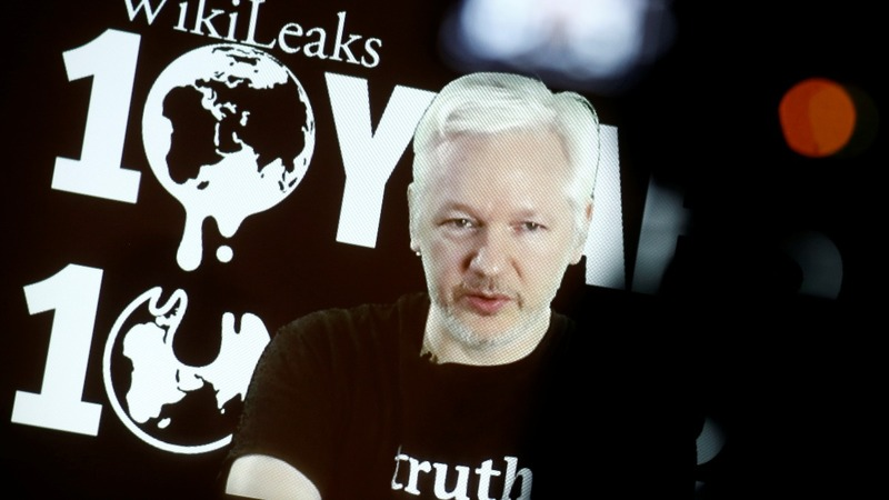 WikiLeaks to release docs before U.S. election