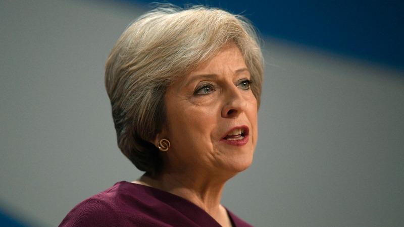 VERBATIM: May's new vision for Britain