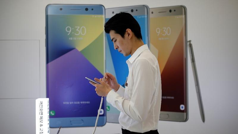 U.S. hedge fund calls for Samsung break-up