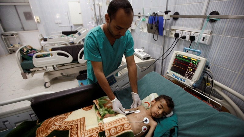 New famine fears loom in Yemen