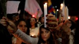 Supporters of FARC peace deal take to the streets