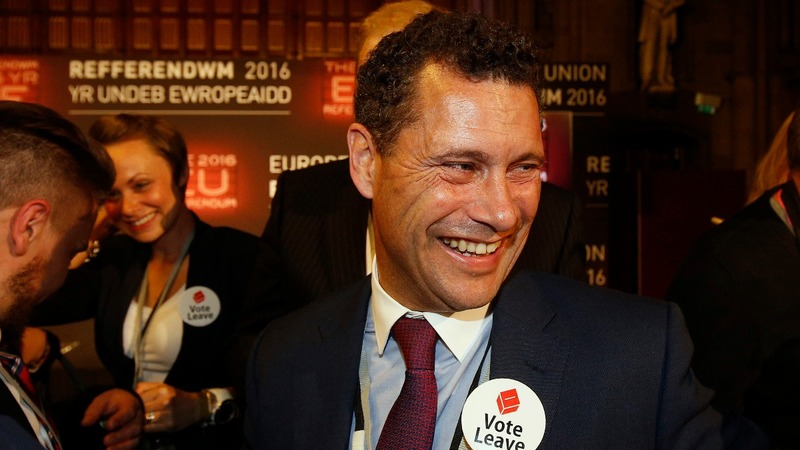 UKIP's Woolfe hospitalised after 'altercation'