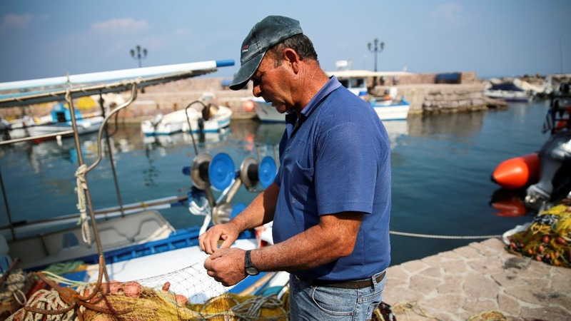 Tipped for the Nobel: Greek islanders