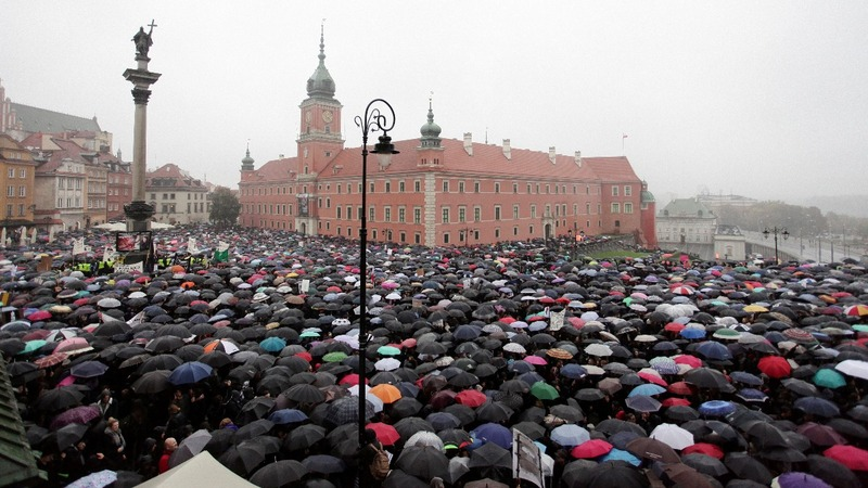 Poland rejects plans for near-total abortion ban