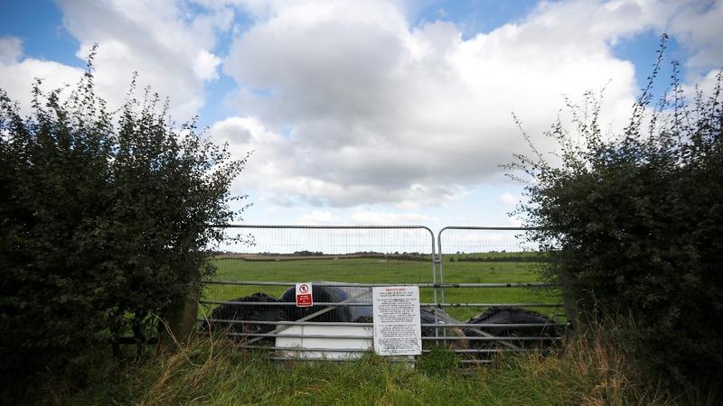 UK gives fracking site go-ahead