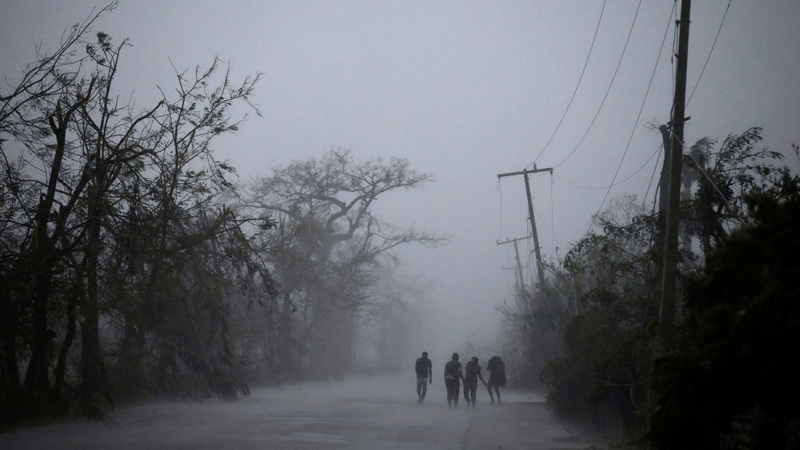 Death toll rises in wake of Hurricane Matthew